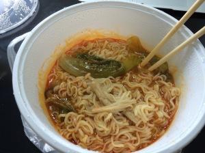Delicious noodles...sooo delicious.